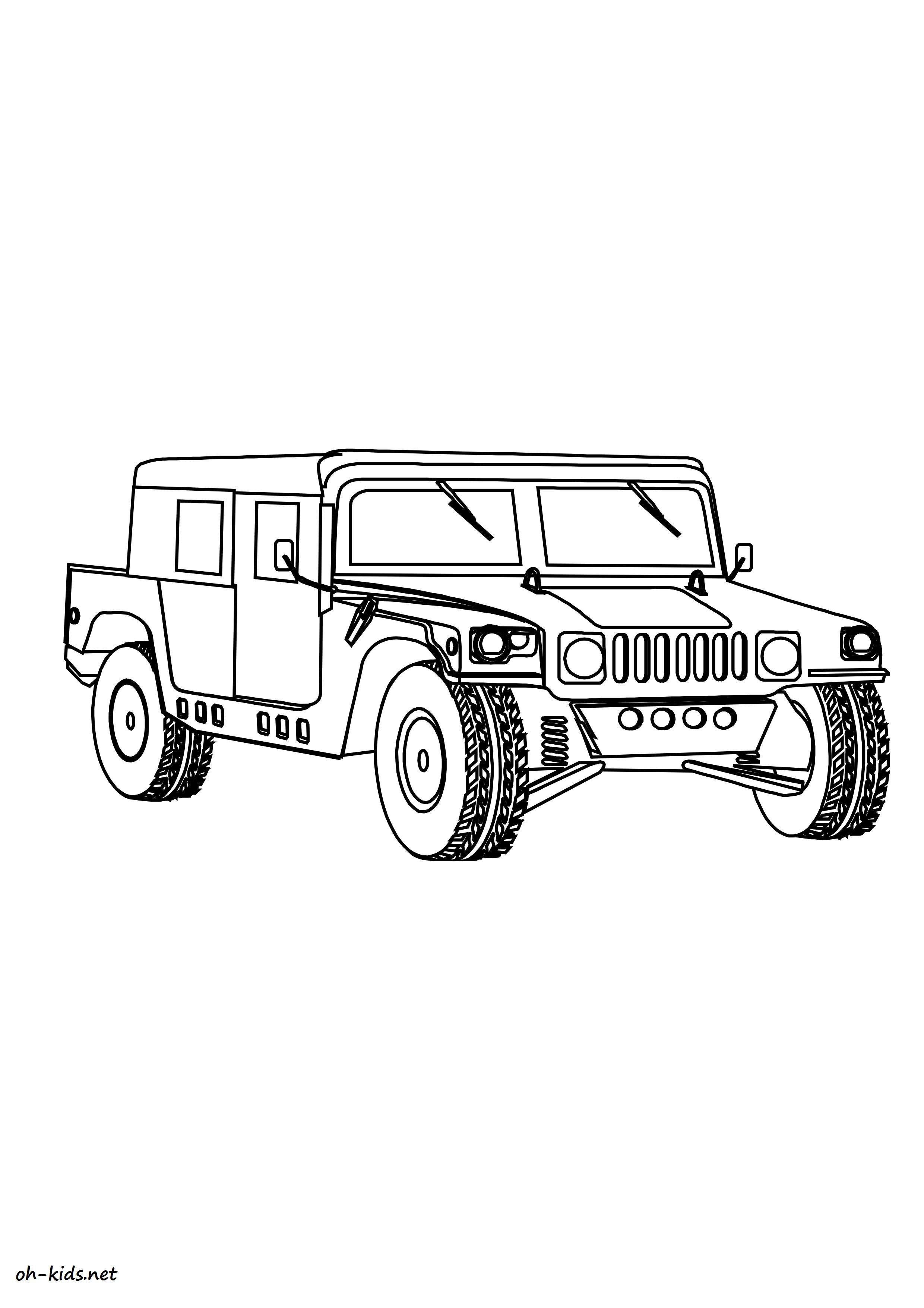 dessin de automobile a imprimer - Dessin #1431