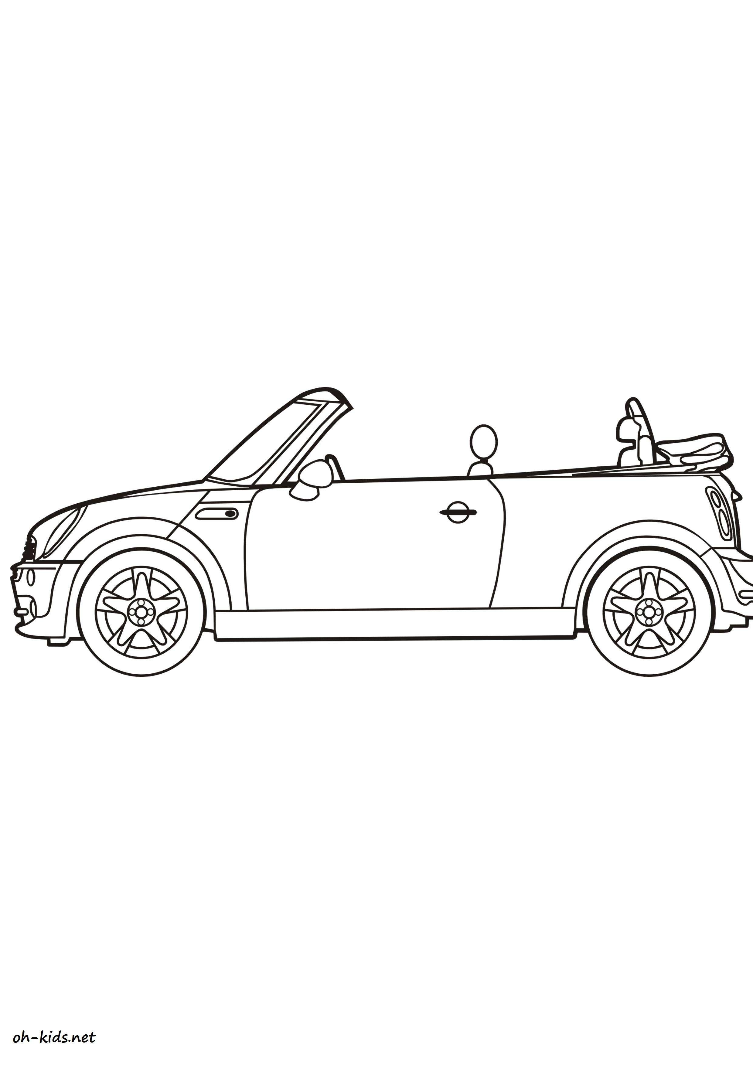 Dessin de automobile - Dessin #1434