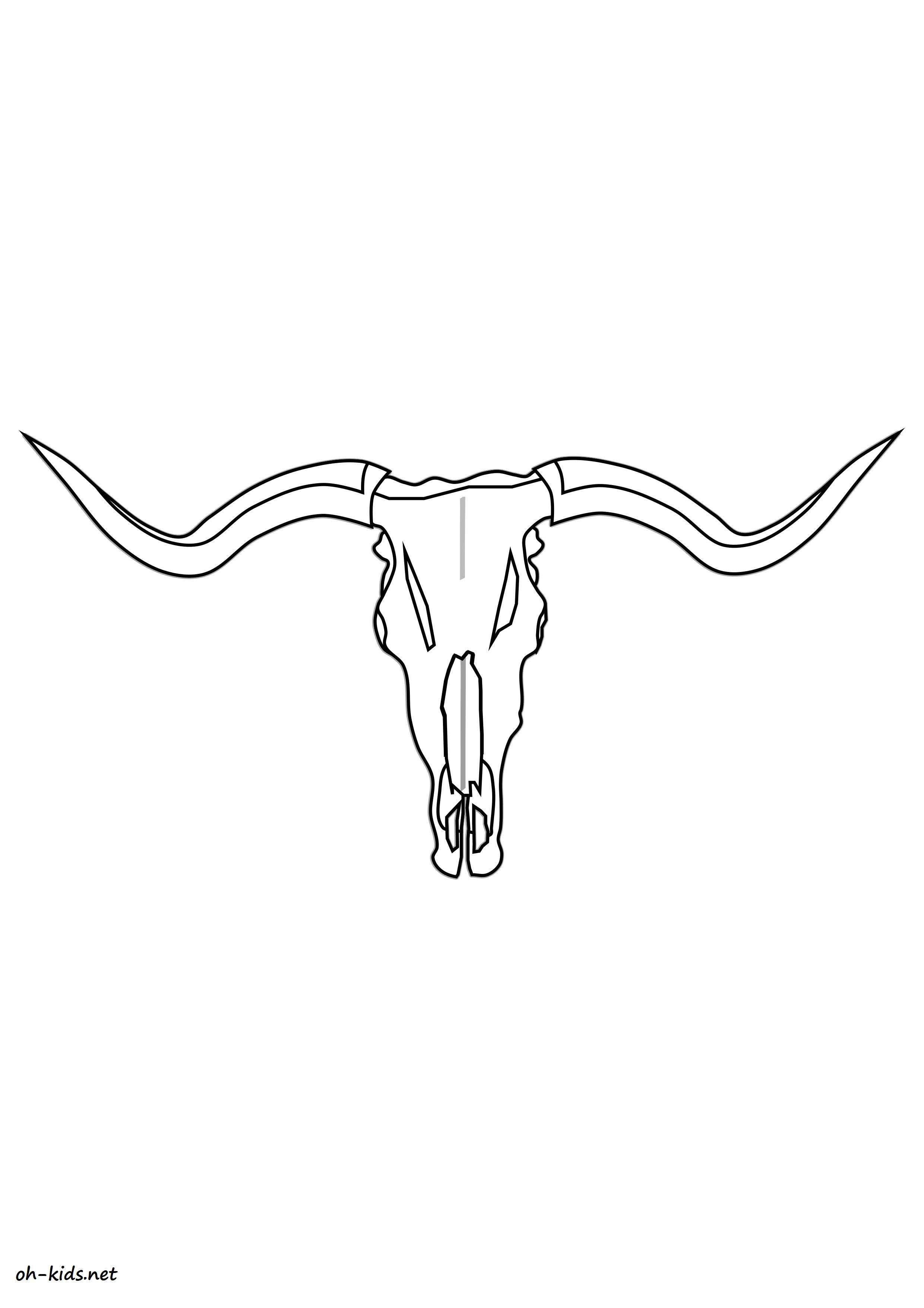 coloriage de cowboy imprimer et colorier - Dessin #1521