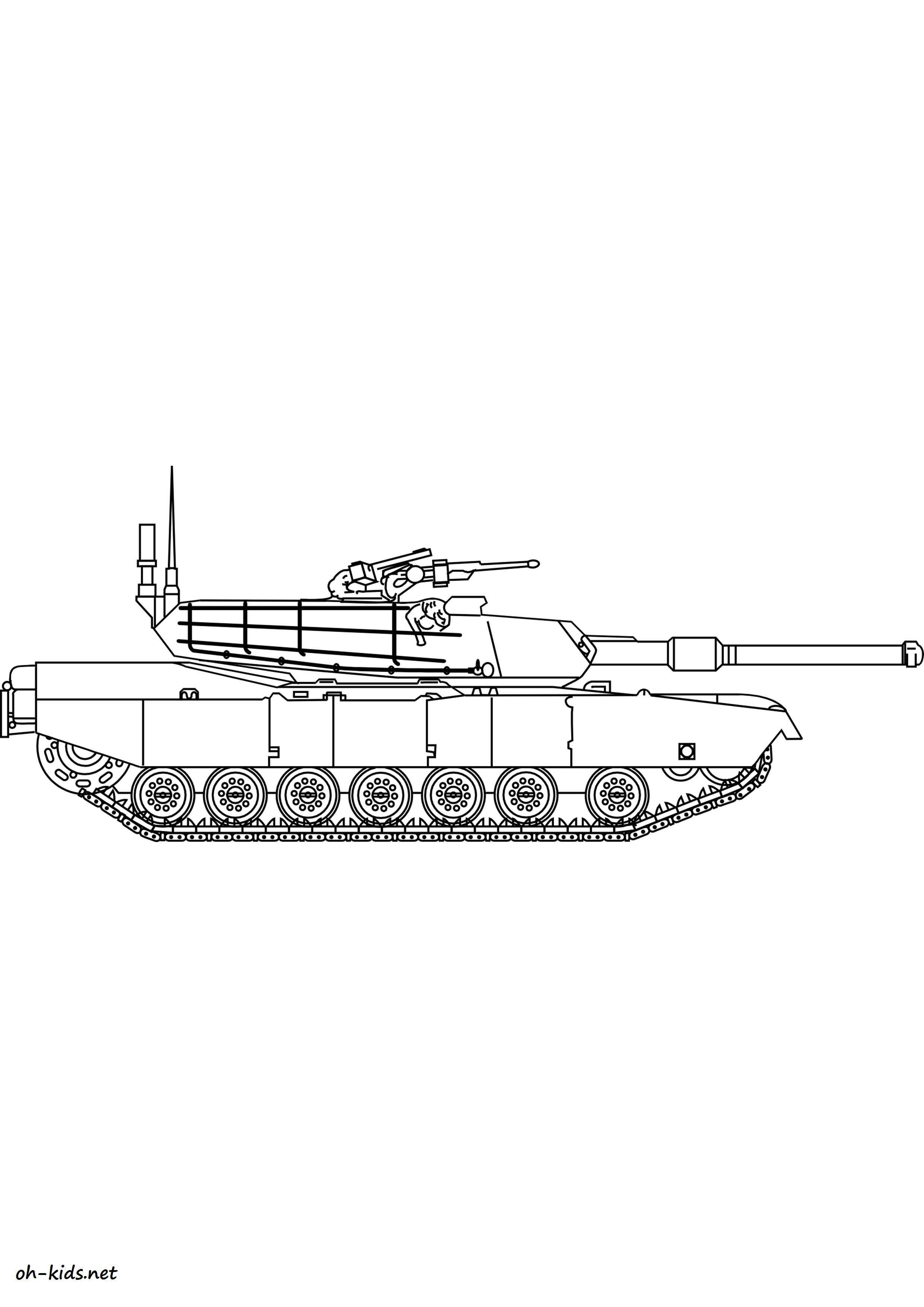 dessin de guerre gratuit à imprimer et colorier - Dessin #1184