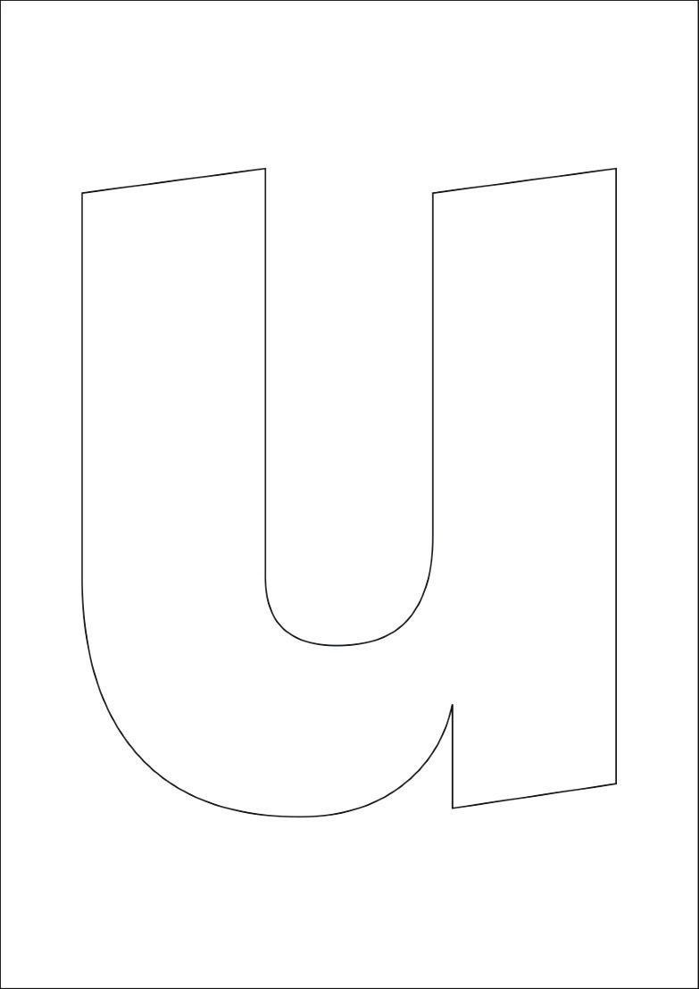 dessin de lettre - Dessin #1002