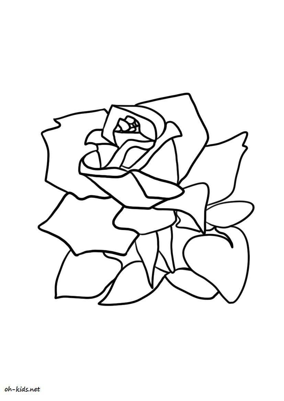 coloriage de Saint-Valentin a imprimer - Dessin #266