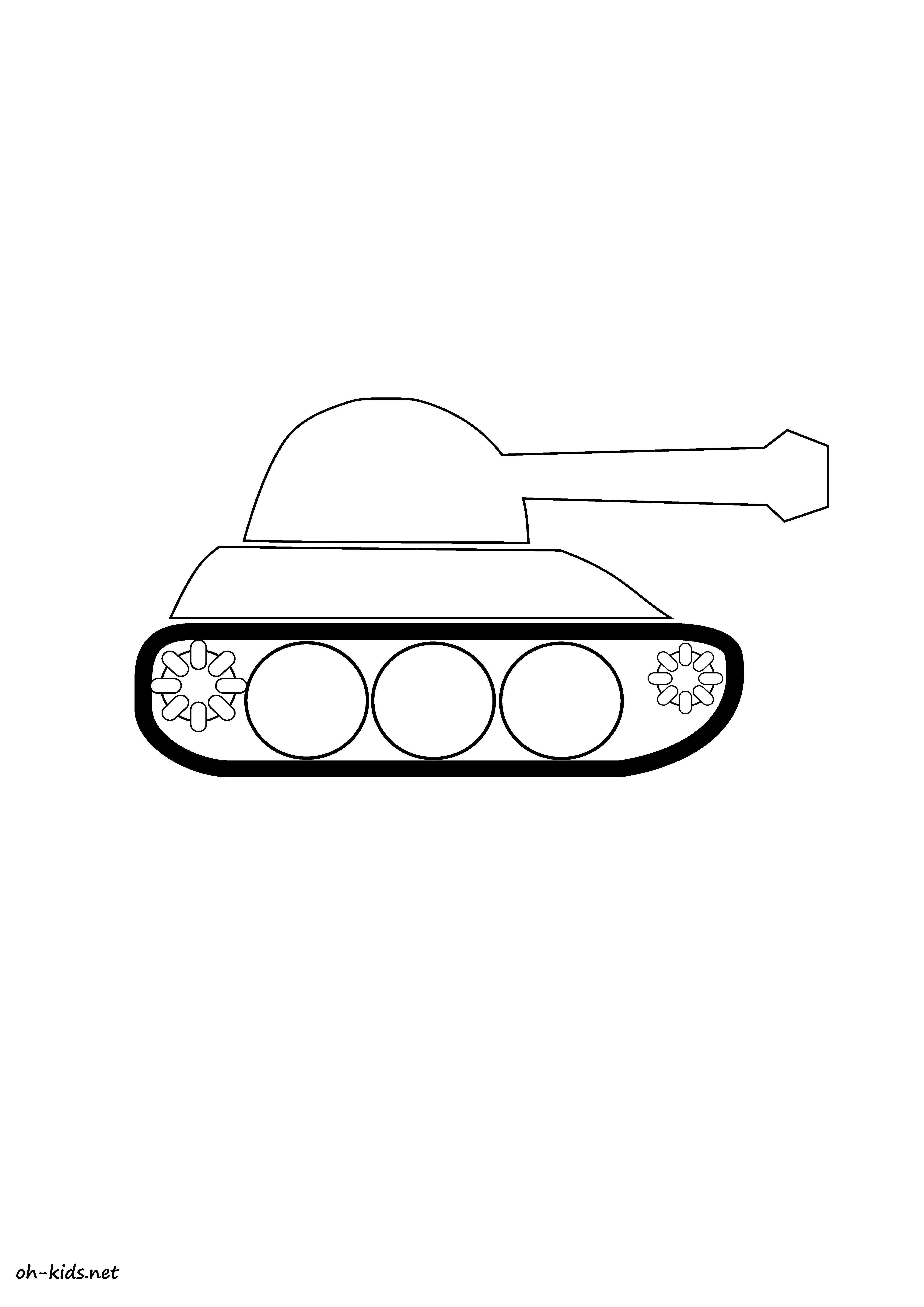 Dessin 304 coloriage tank imprimer oh - Coloriage de tank ...