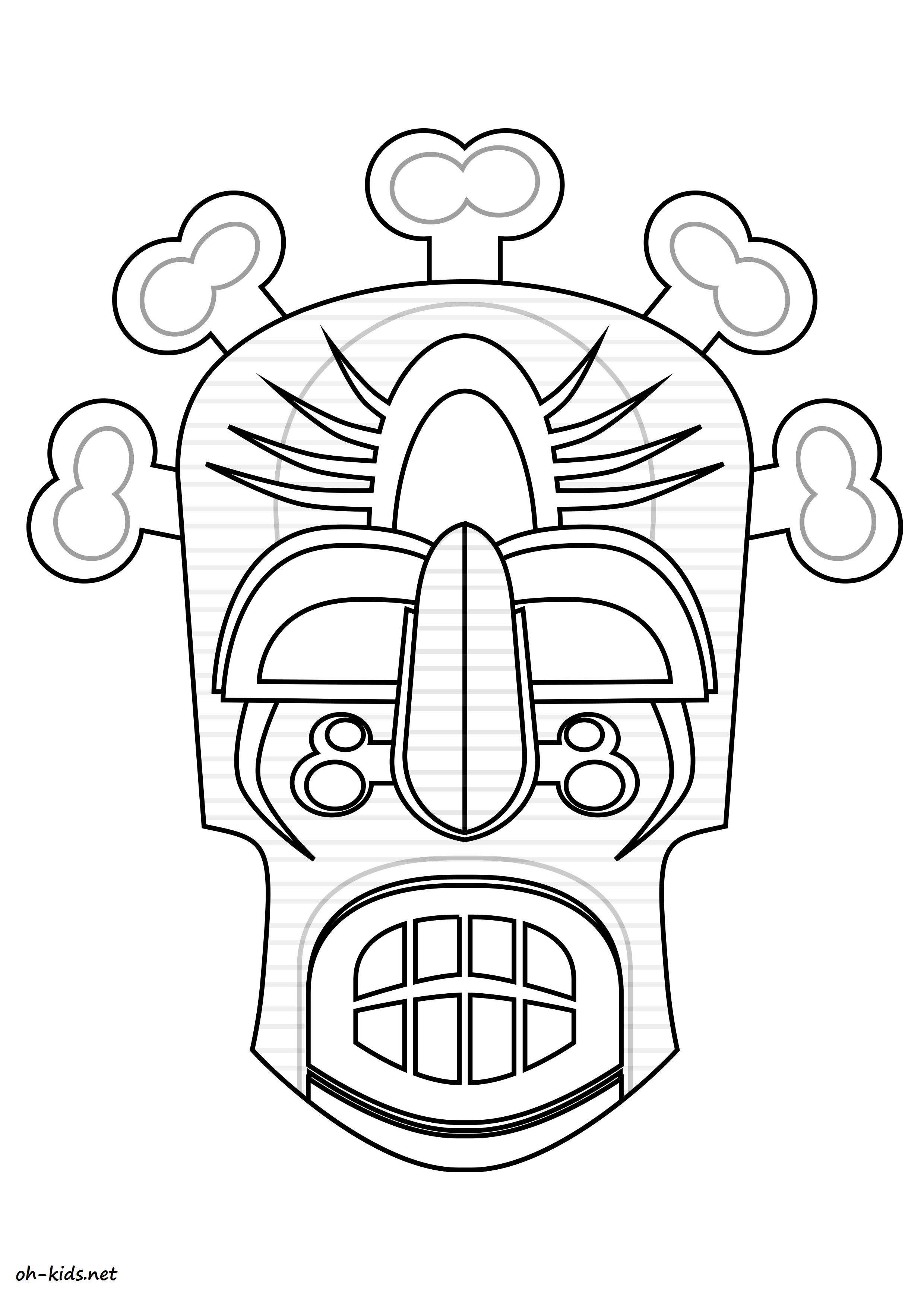 masque afrique